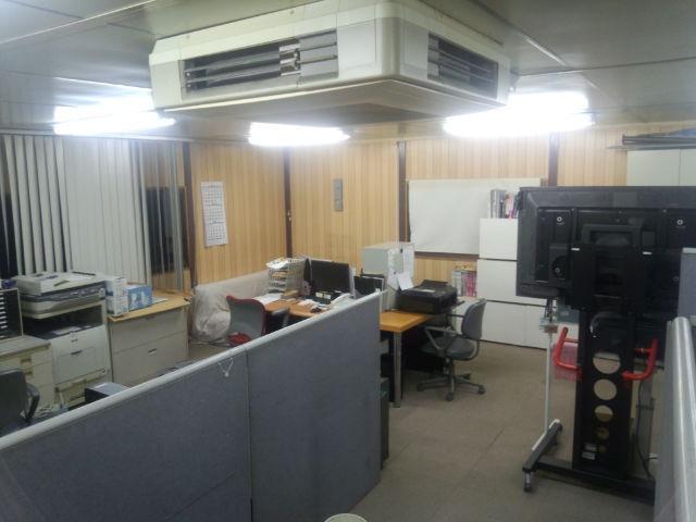 カーフレームの記録簿-オフィス